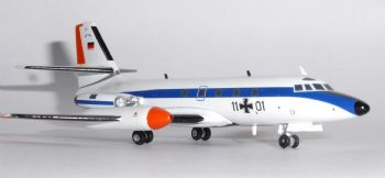 Lockheed C-140 German Air Force Inflight 200 Diecast Collectors Model Scale 1:200 IF1400716 E
